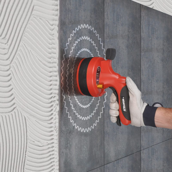 Suction Cup for large tiles and slabs installation Montolit Tools with Holten Impex Toronto Ontario Canada