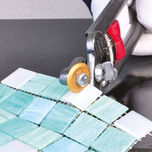 Scoring Plier Ceramic and Glass Mosaic Montolit Tools with Holten Impex Toronto Ontario Canada