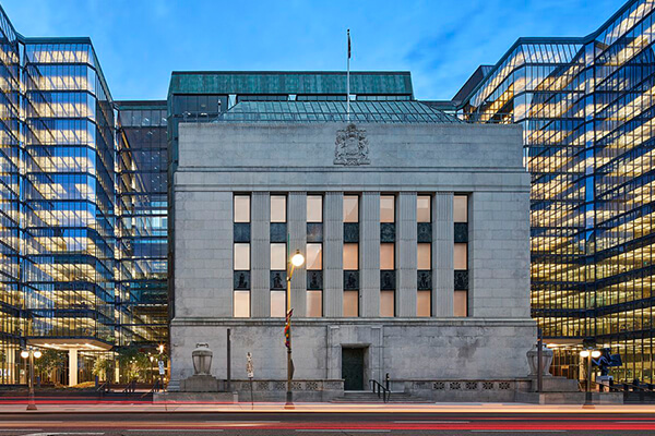 Architectural Project Bank of Canada tiles with Holten Impex Ottawa Canada