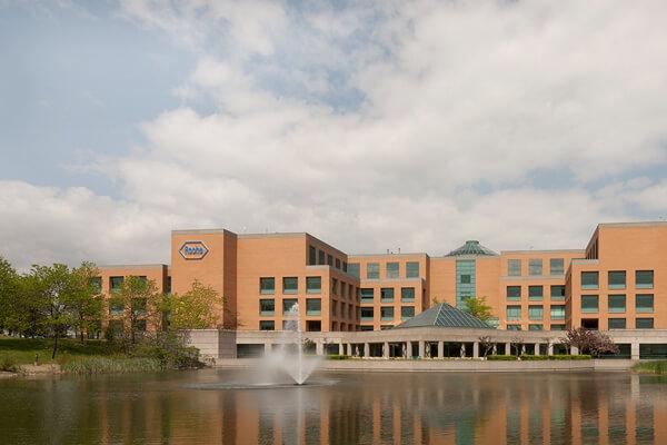 Architectural Project Roche Medical Diagnostic Clinic Ontario Canada