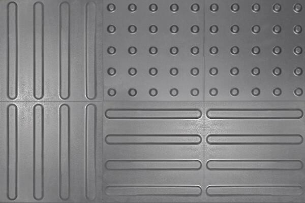 Rodatile TTMAC Promotion Tactile Directional Wayfinding Tiles Toronto Ontario