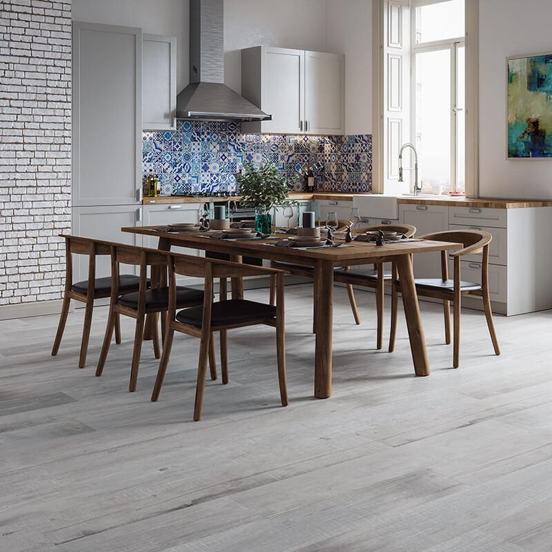 grey wood wall tile floor toronto ontario kitchen backsplash