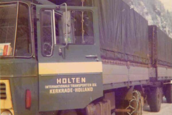 holten transportation truck 1974