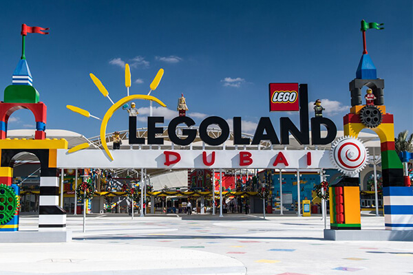 recreation sector legoland dubai