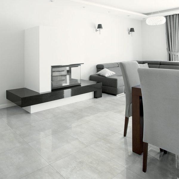 smot white grey concrete cement wall tile floor kitchen backsplash toronto ontario 2