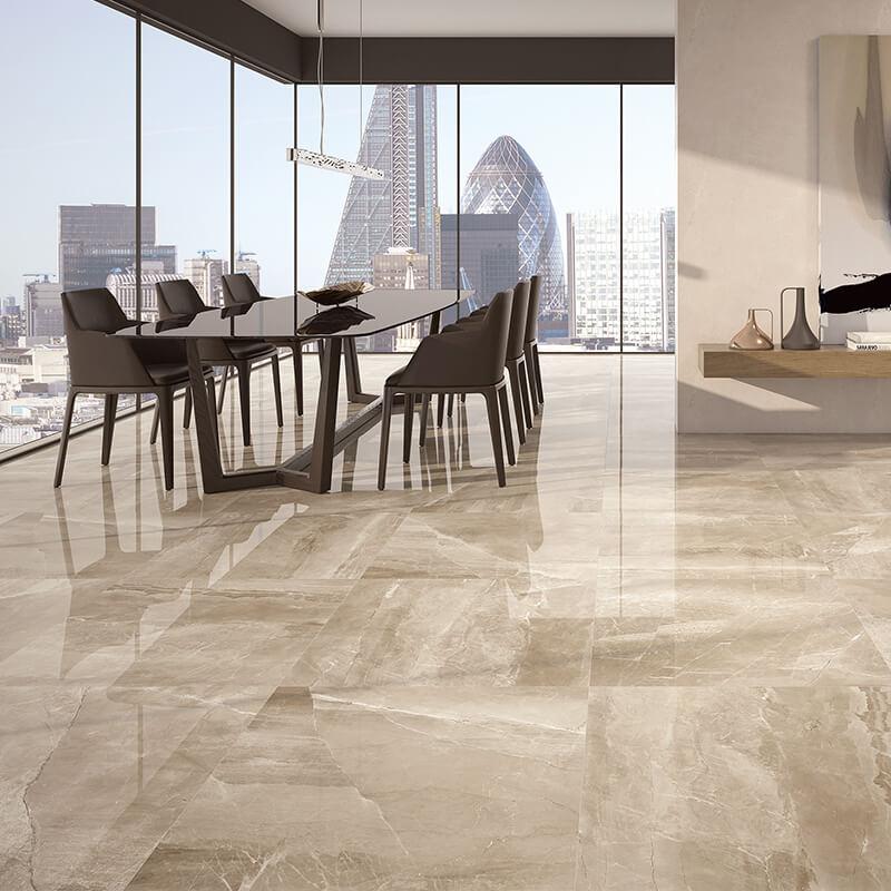 taupe marble stone wall tile floor kitchen backsplash toronto