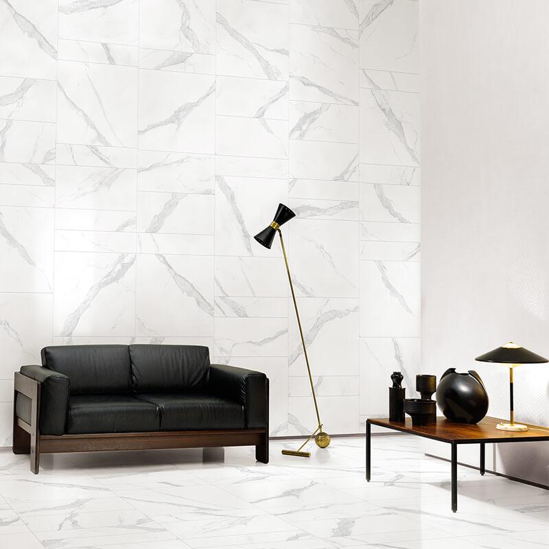 white marble stone wall tile floor bathroom shower ontario